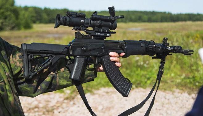 Kalashnikov sẽ được phép sản xuất siêu súng trường cho đặc nhiệm Nga? ảnh 1