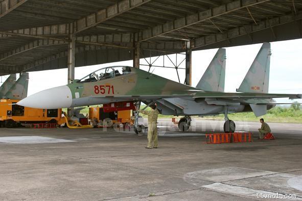 Máy bay chiến đấu của Không quân Việt Nam do Nga sản xuất, cung ứng.