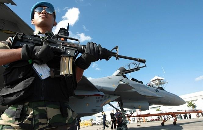 Nga quảng bá vũ khí ở Đông Nam Á.