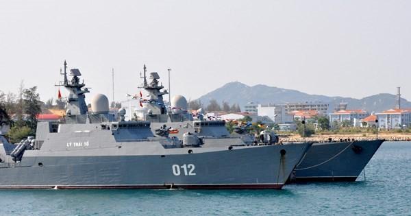 Khinh hạm Gepard 3.9 thứ tư cho Việt Nam sẽ được hạ thủy vào ngày mai ảnh 1