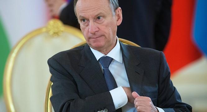 Thư ký Hội đồng An ninh Nga Nikolai Patrushev.
