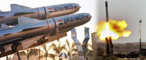 Ấn Độ đã bắn thử thành công tên lửa hành trình siêu thanh BrahMos ảnh 1