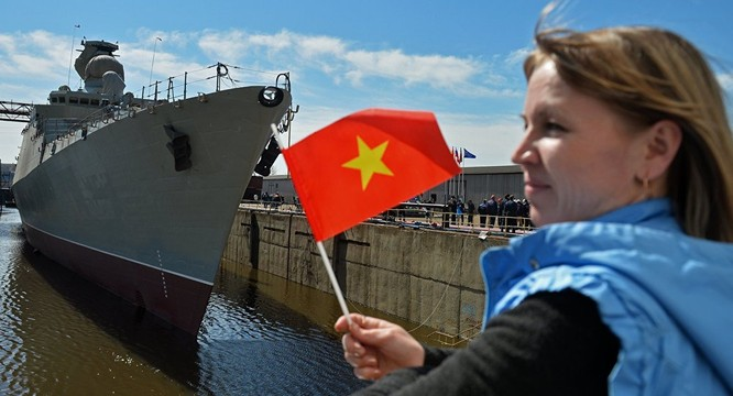 Hợp tác quốc phòng Nga - Việt (ảnh minh họa)