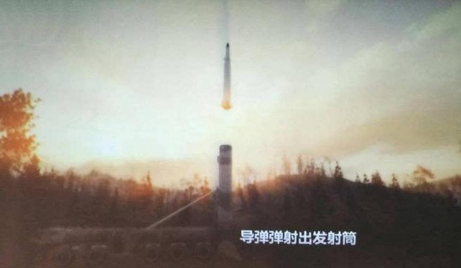Báo Mỹ: Washington đã bị đe dọa bởi các loại vũ khí mũi nhọn của Trung Quốc ảnh 2