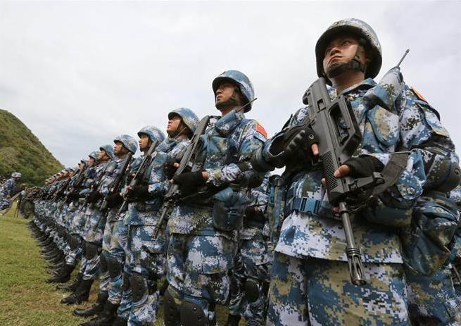 Vì sao Trung Quốc tập trận với quân Thái Lan khi Tổng thống Obama thăm Việt Nam? ảnh 2