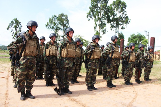 Việt Nam đang phát triển lực lượng hải quân. Bên cạnh những vũ khí, trang bị truyền thống nay đã có sự xuất hiện của các loại vũ khí, trang bị tân tiến mua, nhập hoặc sản xuất cùng với các đối tác phi truyền thống.