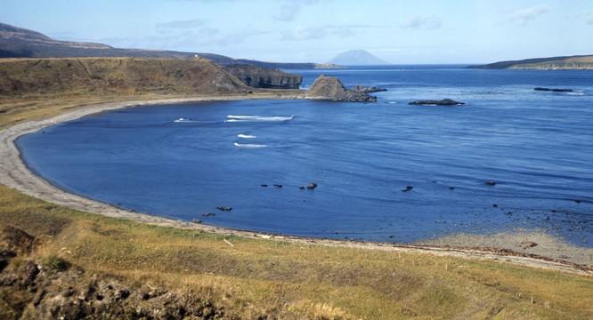 Đảo Matua thuộc quần đảo Kuril.
