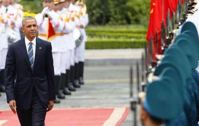 Tổng thống Hoa Kỳ Barack Obama thăm Việt Nam cuối tháng 5/2016.