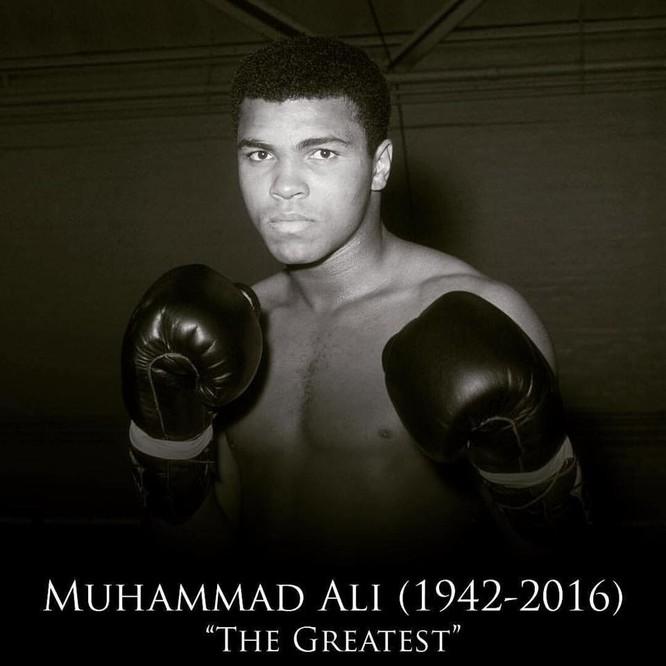 Muhammad Ali võ sỹ lừng danh, người từng phản đối chiến tranh Việt Nam đã qua đời ảnh 1
