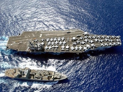 Trong tương lai, Mỹ sẽ tuần tra nhiều hơn ở khu vực Biển Đông.