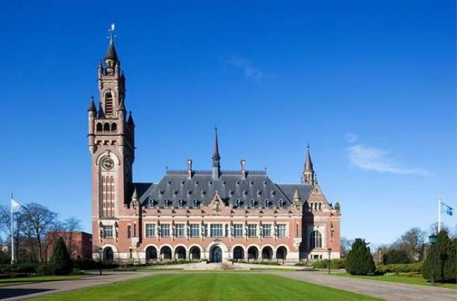 Tòa trọng tài thường trực Liên hợp quốc ở The Hague, Hà Lan.