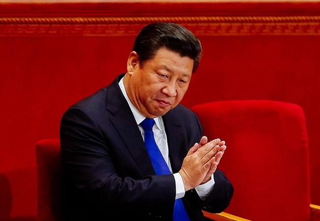 Tổng Bí thư ĐCS kiêm Chủ tịch nước Trung Quốc Tập Cận Bình.