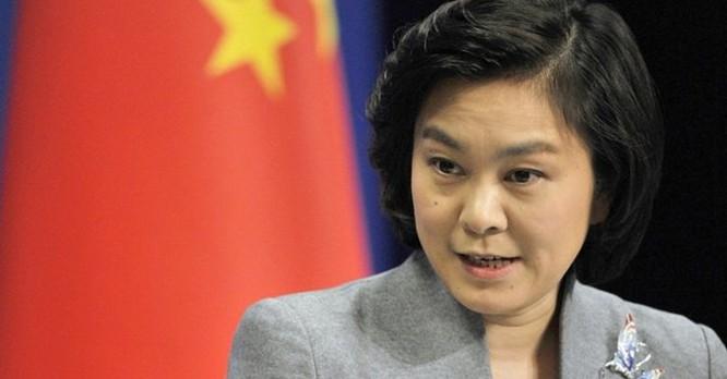 Bà Hoa Xuân Oánh.