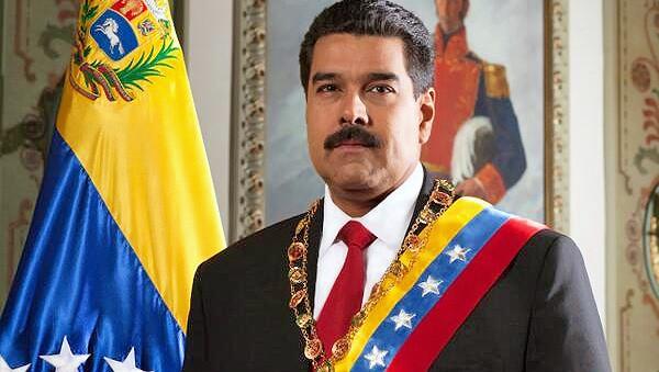 Tổng thống Venezuela Nicolás Maduro