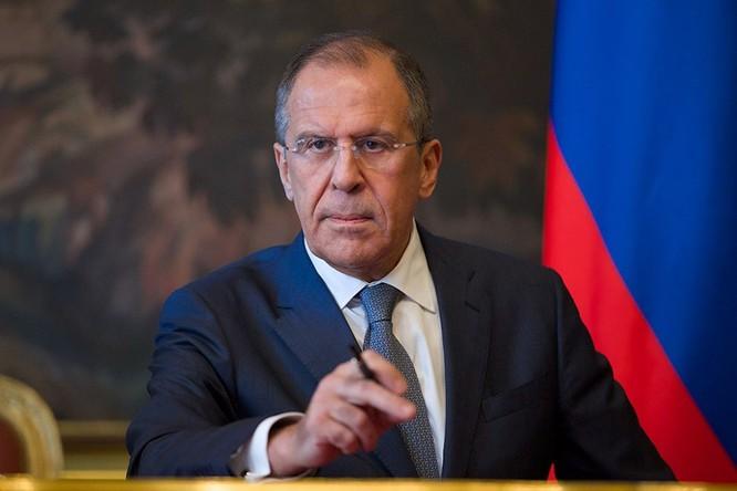 Ông Sergey Lavrov.