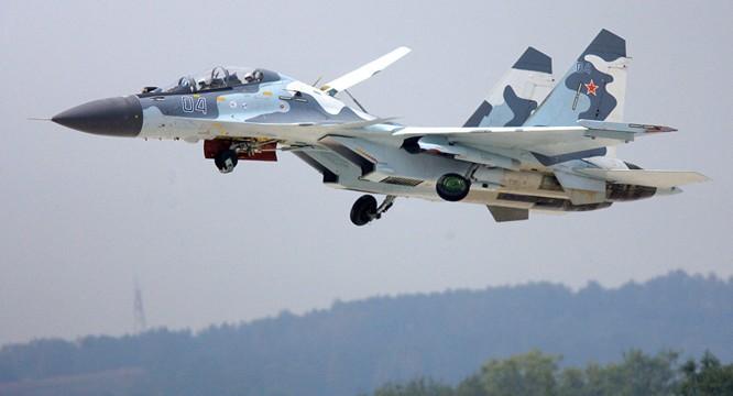 Su-30MK2 do Nga sản xuất.