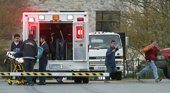 Báo Nga thống kê 10 vụ giết người hàng loạt chấn động nhất tại Mỹ ảnh 2