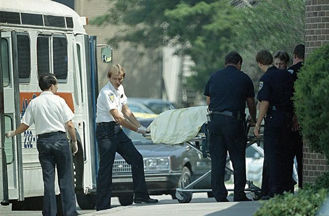 Báo Nga thống kê 10 vụ giết người hàng loạt chấn động nhất tại Mỹ ảnh 7