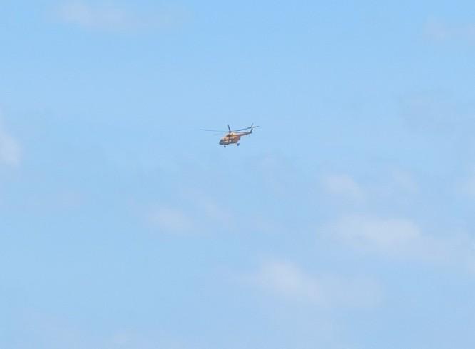 Hai phi công kịp bung dù khi máy bay Su-30MK2 bị sự cố, một phi công vẫn mất tích ảnh 14