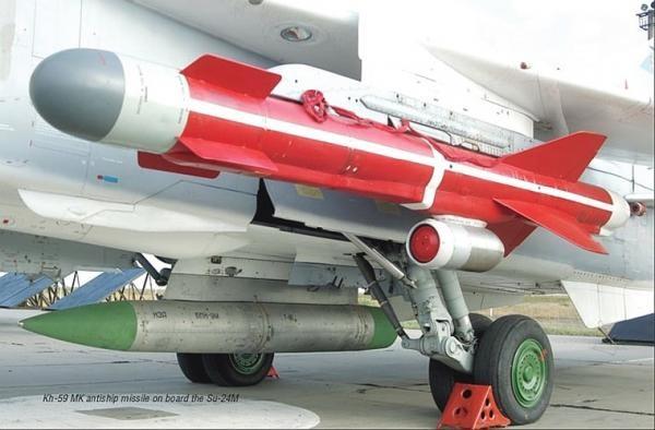 Tên lửa Kh-59MK.