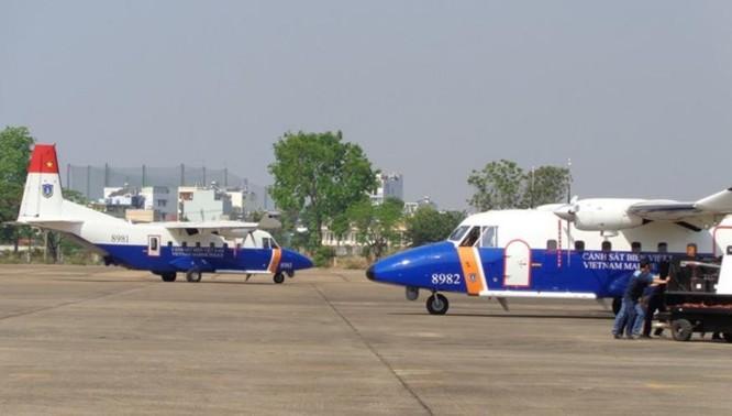 Máy bay tuần thám CASA-212 Việt Nam.