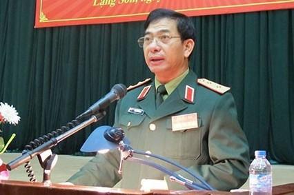 Trung tướng Phan Văn Giang, Tổng tham mưu trưởng Quân đội nhân dân Việt Nam.