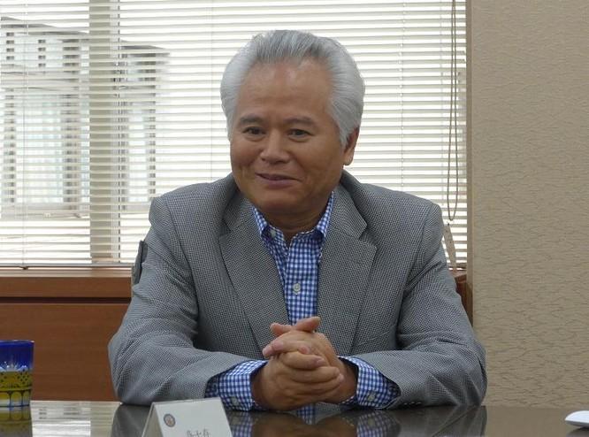 Ngô Sĩ Tồn, Viện trưởng Viện Nghiên cứu Biển Đông Trung Quốc.