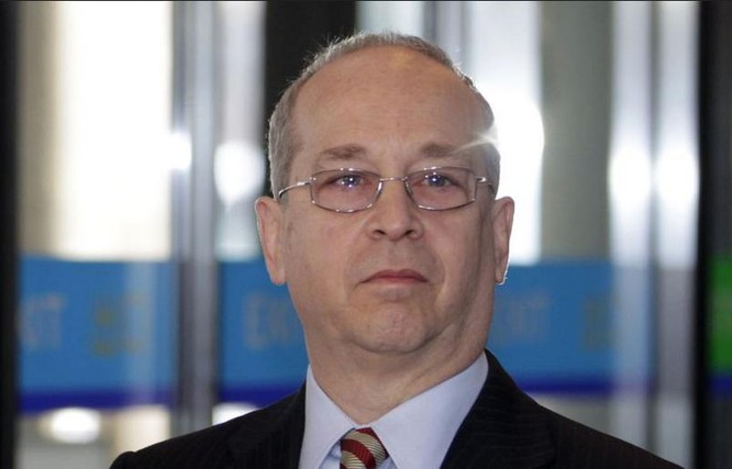 Trợ lý Ngoại trưởng Mỹ Daniel R. Russel. Ảnh: AP