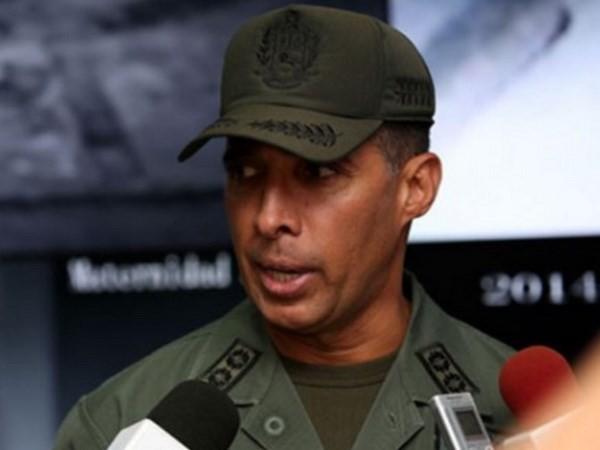 Thiếu tướng Benavides Torres giữ chức Tư lệnh Phòng vệ Quốc gia. (Nguồn: AP)