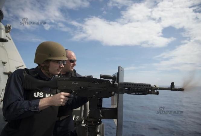 Lực lượng đặc nhiệm Hải quân Mỹ đã đến Biển Đông ảnh 2