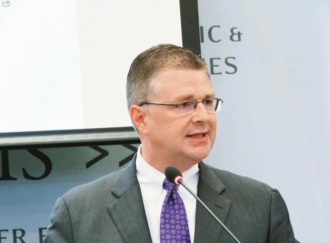 Phó cố vấn An ninh quốc gia Mỹ Ben Rhodes. Ảnh: CNA Đài Loan.