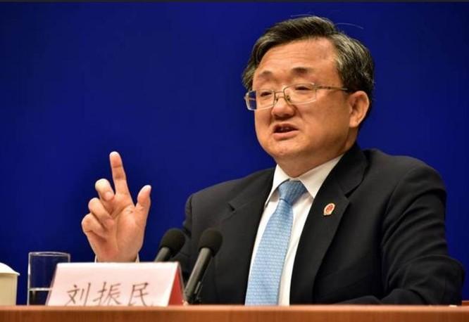 Ngày 13/7/2016, Chính phủ Trung Quốc tổ chức cuộc họp báo công bố Sách trắng