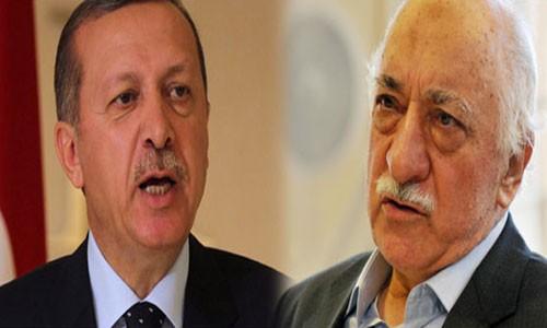 Ông Erdogan và Fethullah Gulen từng là đồng minh của nhau trong quá khứ.