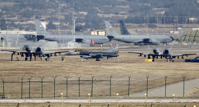 Căn cứ không quân Incirlik .