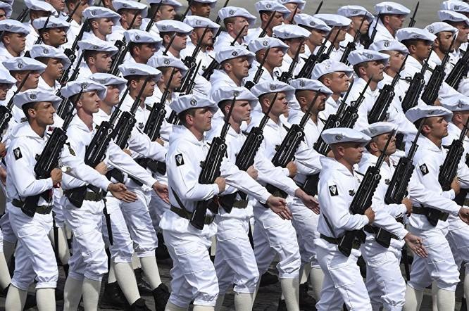 National Interest xếp hạng top 5 quân đội mạnh nhất thế giới đến năm 2030 ảnh 4