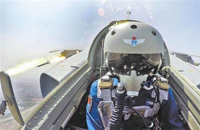 Không quân Trung Quốc gần đây tiến hành