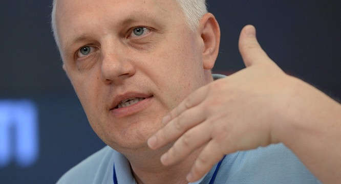 Nhà báo Pavel Sheremet.