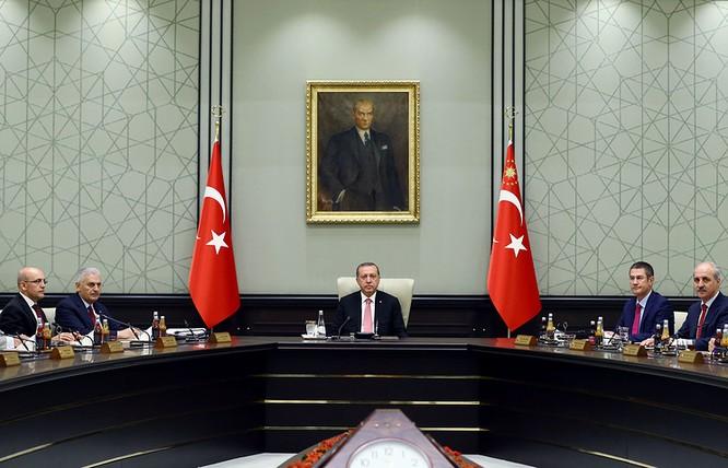 Erdogan cảnh báo Mỹ: Nếu không dẫn độ Fethullah Gulen, Washington sẽ mắc sai lầm lớn ảnh 1