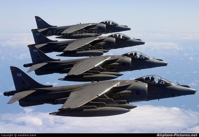 Top 5 không quân mạnh nhất thế giới vào năm 2030 ảnh 4