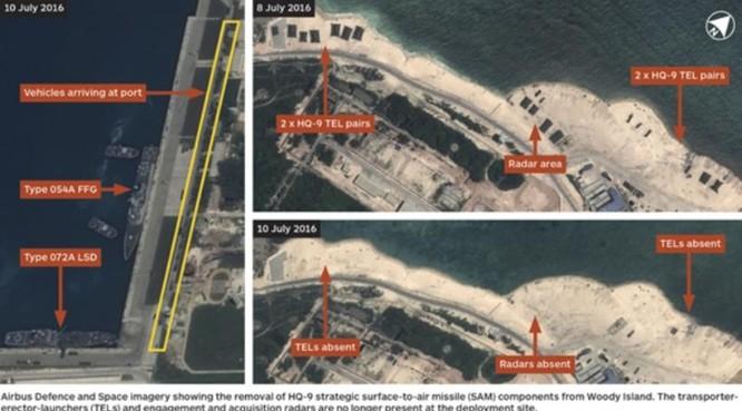 Hình ảnh vệ tinh do Cơ quan quốc phòng và không gian Airbus cung cấp.