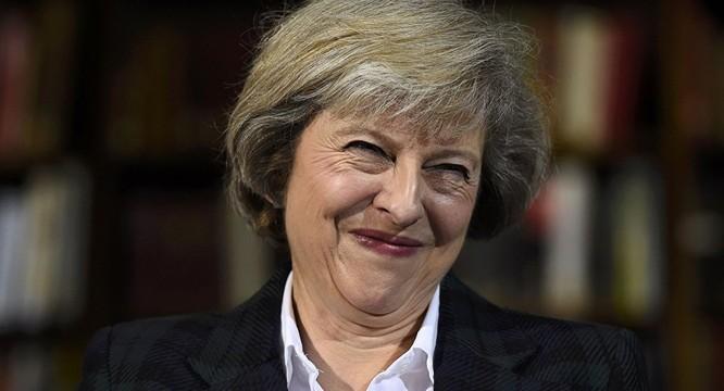 Tân Thủ tướng Anh Theresa May