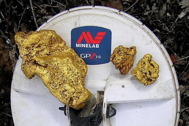 Australia: Phát hiện một cục vàng tự nhiên nặng tới 4 kg ảnh 2