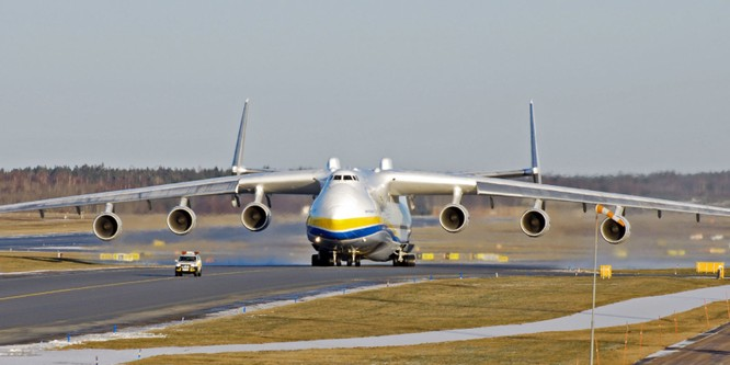 AN-225 Mriya.