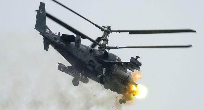 Trực thăng Ka-52.