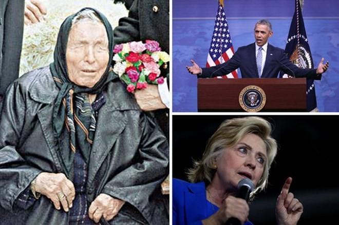 Bà Vanga đã từng tiên tri về Tổng thống Mỹ. (Nguồn: Wikipedia/Getty)