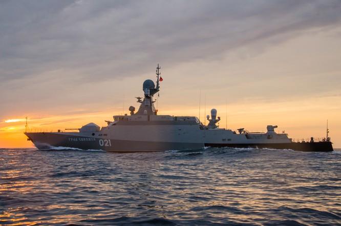 Sputnik: Việt Nam muốn mua tàu tên lửa tàng hình Buyan-M của Nga ảnh 3