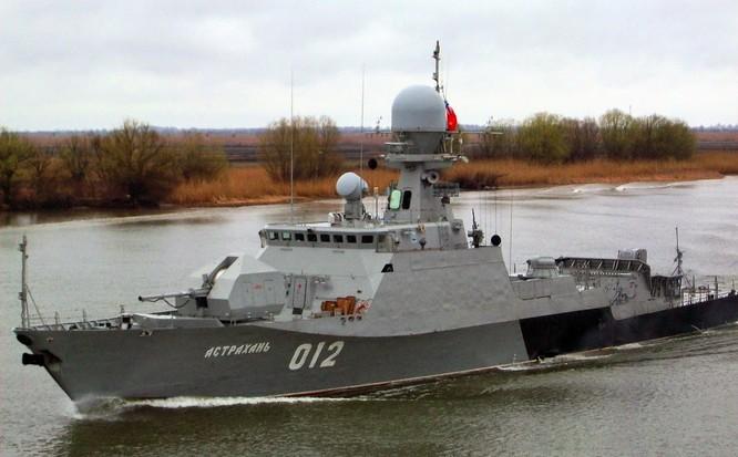 Tàu hộ tống Buyan