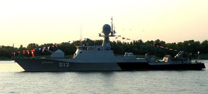 Tính năng kỹ chiến thuật tàu tên lửa Buyan-M báo Nga nói Việt Nam muốn mua ảnh 4