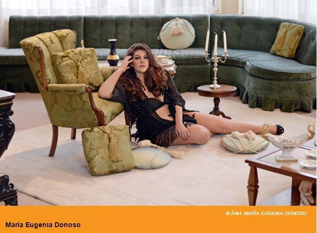 María Eugenia Donoso.