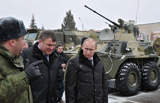 Putin: Nga chú ý ưu tiên sáng chế vũ khí ảnh 1